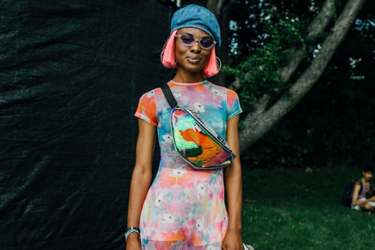 These Fashionistas Jamed Out In Style At The 2018 Panorama Music Festival