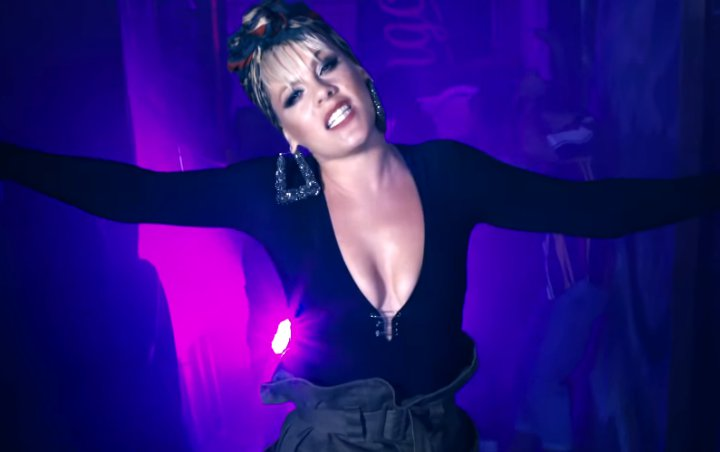 Pink Has 'Secrets' in New Music Video