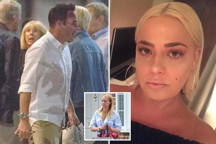 Fed-up Ant McPartlin 'begs' estranged wife Lisa to hurry up with divorce as romance with his former PA heats up