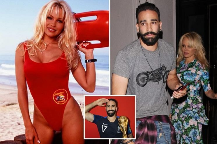 Pamela Anderson set to get married to French World Cup-winning boyfriend Adil Rami