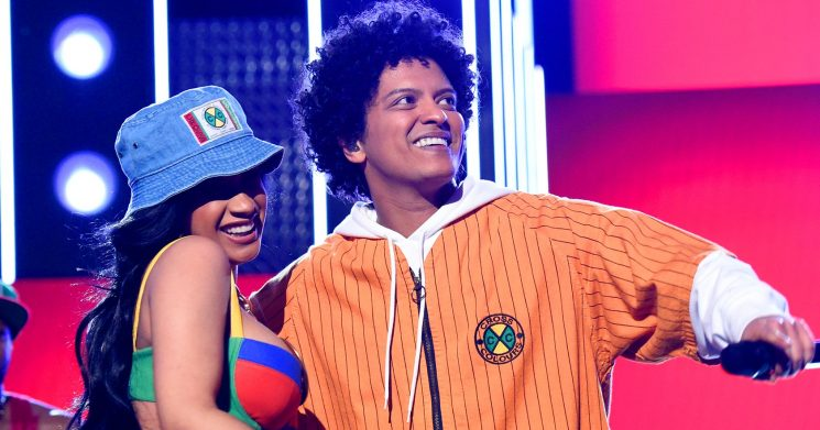 Cardi B Pulls Out of Bruno Mars' Tour: 'I'm Not Ready to Leave My Baby'