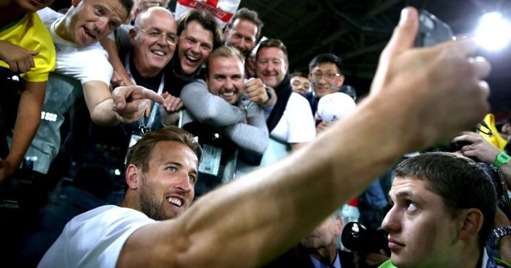 "Kane taking ""amazing memories"" from World Cup 2018 despite semis heartache"