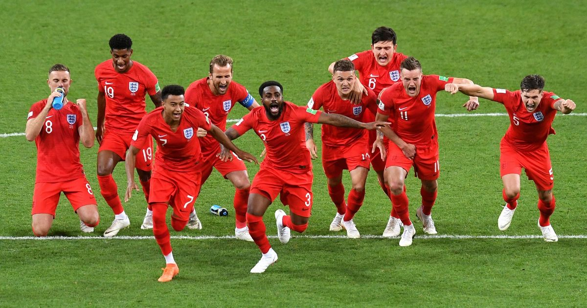 How to get your free shirt if England win World Cup ...
