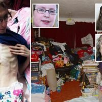 Jordan Burling's dad releases heartbreaking picture of emaciated son, 18, left to 'rot to death' to show shocking extent of torture