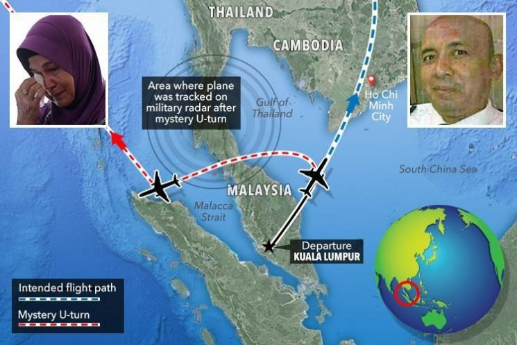 MH370 final report reveals doomed jet was deliberately turned around and may have been hijacked