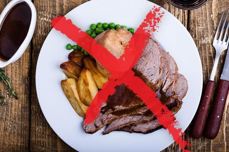 The summer heatwave is leading to a shortage of meat and vegetables – meaning our Sunday roasts could soon be nothing but the gravy