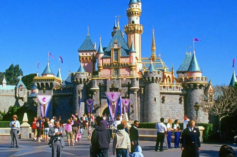 Disneyland was where one of the world's most popular crisps was created – but which one?