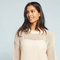 Anthropologie Has the Perfect Beach Sweater on Sale