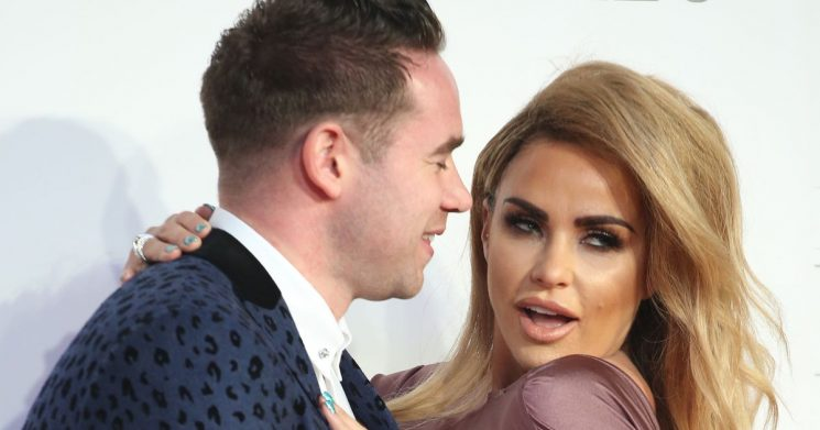 Katie Price admits she hit 'rock bottom' and reveals nicknames for ex-husbands