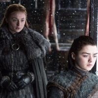 Maisie Williams appears to give away massive Game Of Thrones spoiler