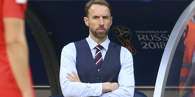 10 Lusty Images of the England Coach's Tiny Waistcoats