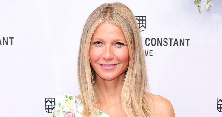 Gwyneth Paltrow Does Facial Acupuncture for an All Natural Glow