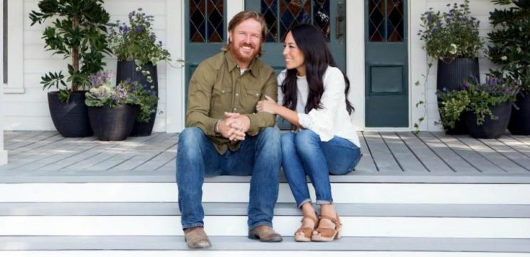 'Fixer Upper' Fans Delighted Over Close-Up Of Baby Crew Cradled In Dad's Loving Arms