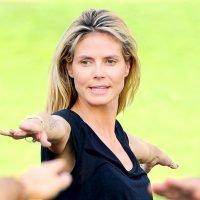 Heidi Klum Swears By This QVC Workout Tool