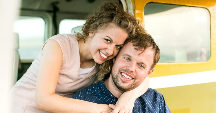 'Counting On' Star John-David Duggar Is Engaged to Abbie Grace Burnett