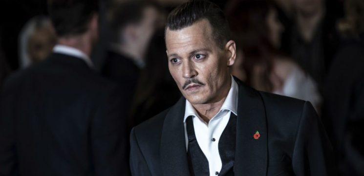 Johnny Depp's Son Jack Depp Turns Up At Mom Vanessa Paradis' Surprise Wedding, Looks Just Fine