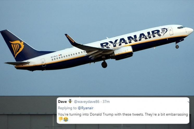 Ryanair branded 'embarrassing' by customers over latest wave of strikes – as passengers support staff walkouts
