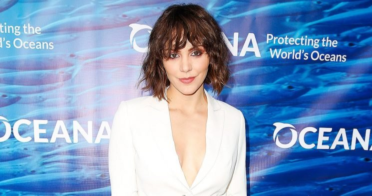 Katharine McPhee Shows Off Her Engagement Ring From David Foster