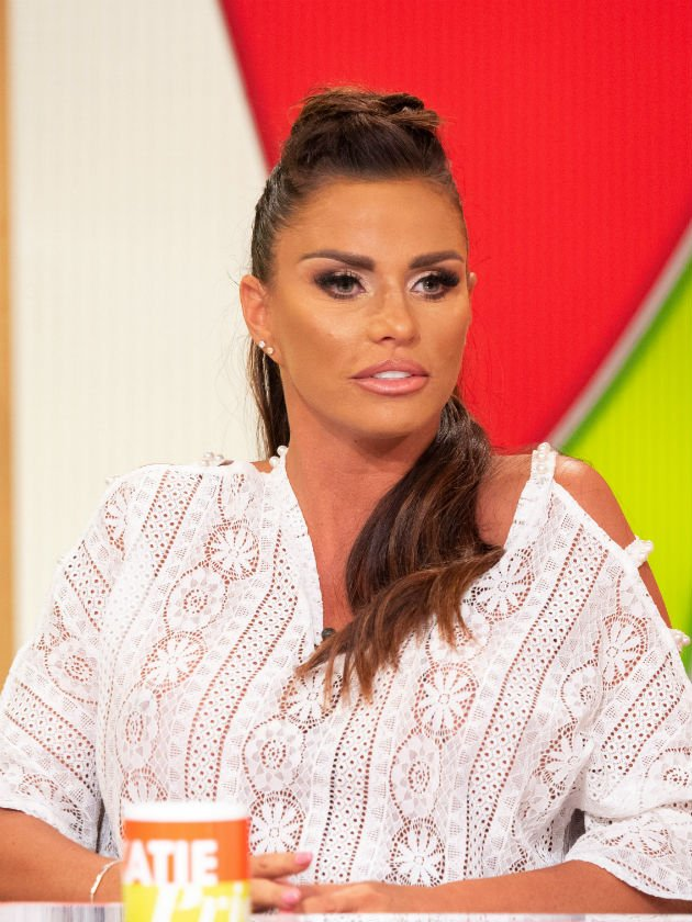 WATCH! Katie Price reveals gruesome aftermath of facelift…