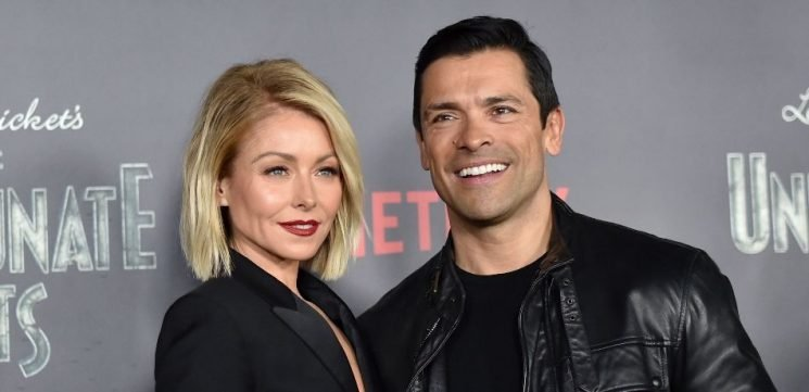 Kelly Ripa Hilariously Trolls Her Daughter On Instagram