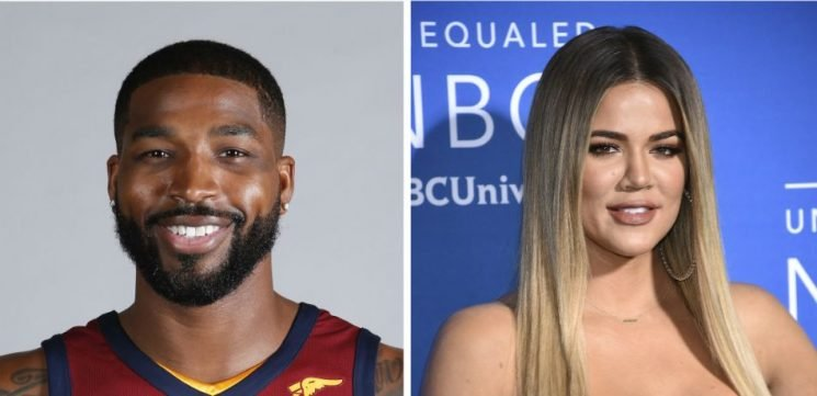 Khloe Kardashian Flaunts Post-Baby Body In Skin Tight Pants On Date Night With Tristan Thompson