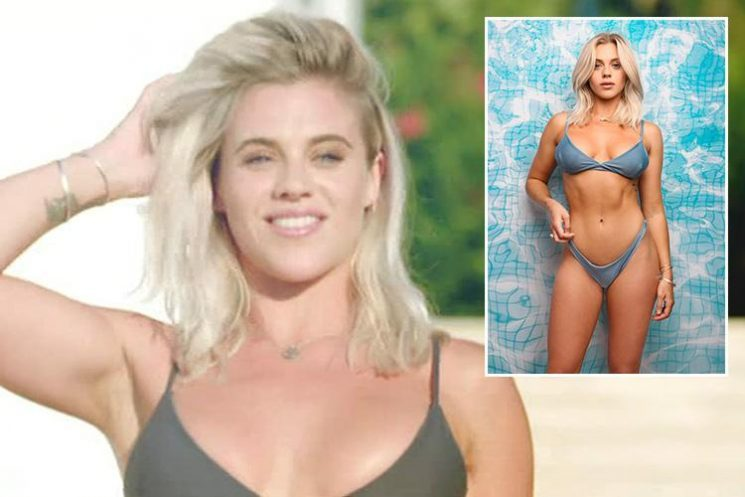Love Island new girl Laura Crane reveals a man begged her for dirty knickers online