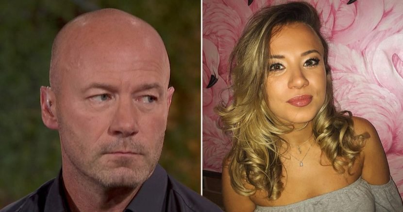 Alan Shearer blasts sexist trolls who made jibe at daughter