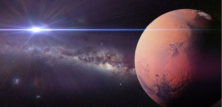 Lookout For Mars In The Night Sky: Red Planet Makes Closest Approach To Earth In 15 Years