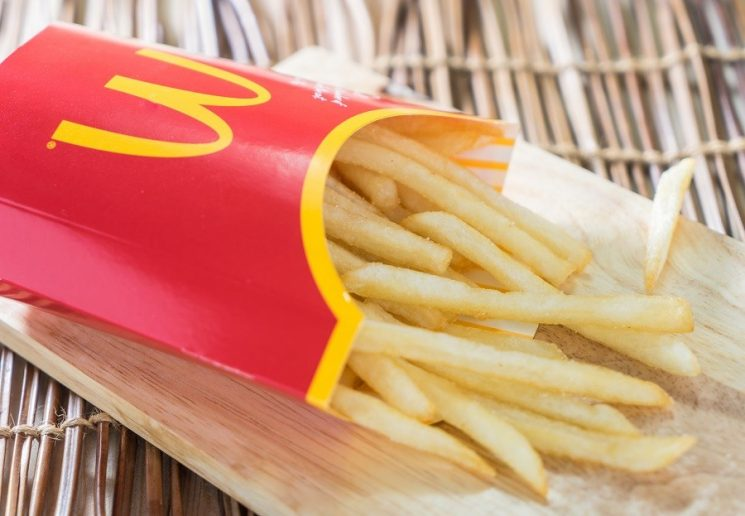 McDonald's French Fries Aren't Considered Vegan, Here's Why – The Cheat Sheet