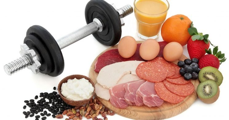 Foods That Will Help Build Muscle