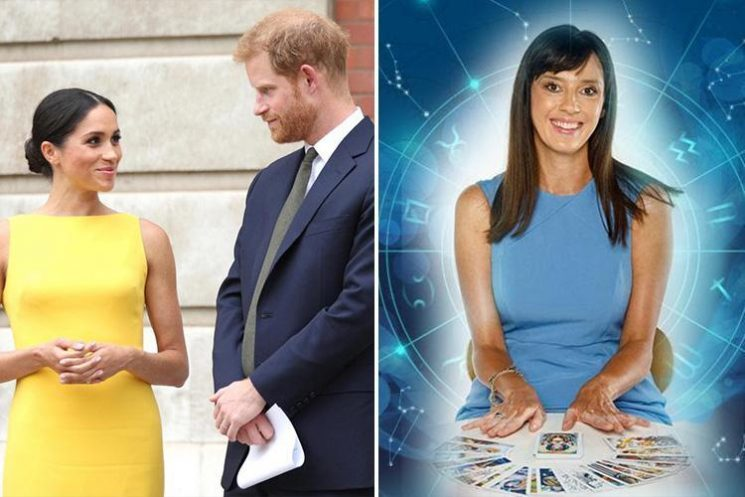 This is when Meghan Markle will get pregnant and whether she and Prince Harry will have a boy or girl…according to tarot cards