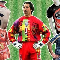 Fan loyalty is pushed to the limit with these 'world's worst' football kits from AFC Bedale to England's 1996 shirt