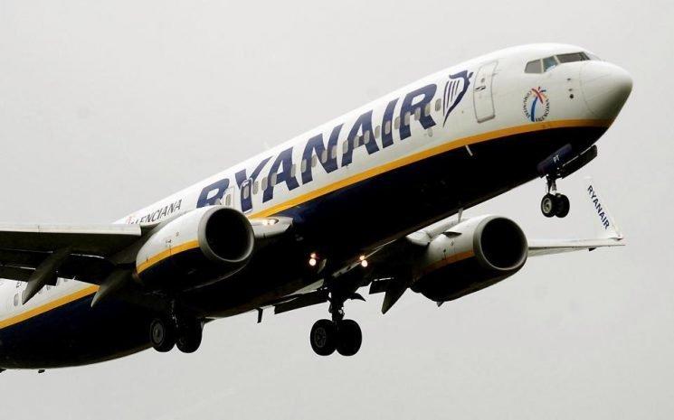 Ryanair to cancel 24 flights this Friday between Ireland and the UK over Irish pilot strikes