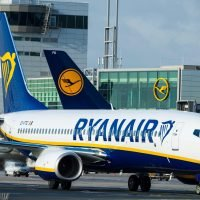 Ryanair flight plummets from 36,000ft leaving 33 in hospital with nausea, headaches and earache
