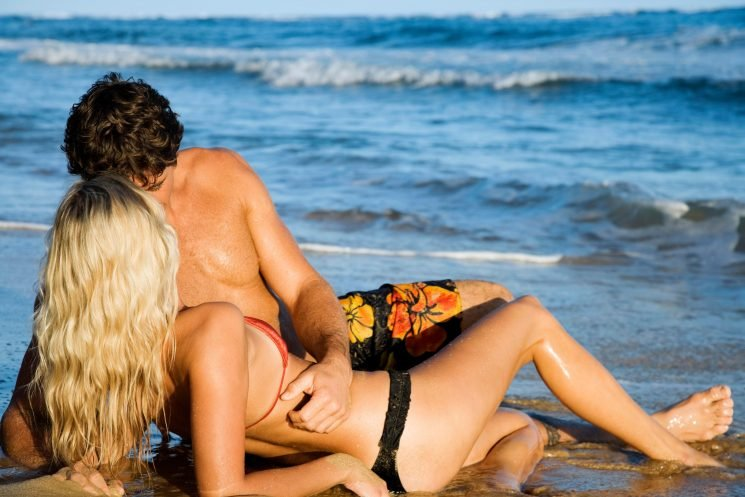 How just one hour in the sun can send your sex life off the scale