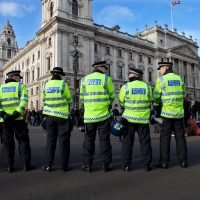More than half of Brits believe the police have lost control of the streets