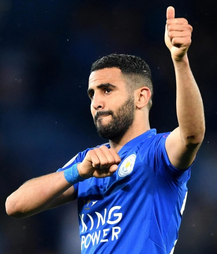Man City make breakthrough in £60m Riyad Mahrez deal and hope to unveil Leicester ace by end of week