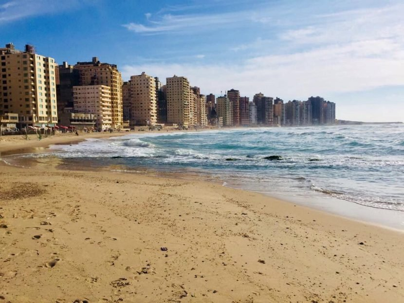 Egypt to open tourist-only beaches in Alexandria – to give holidaymakers privacy
