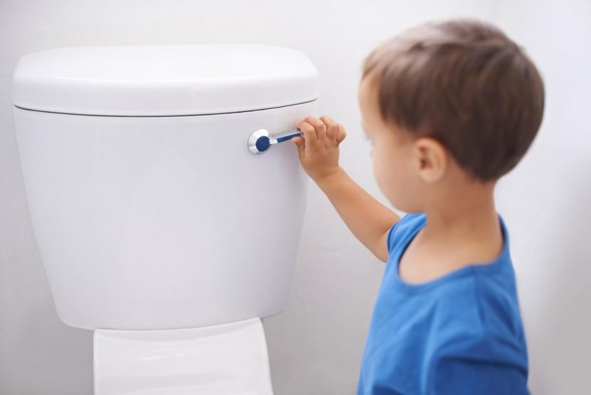 The gross reason why you should NEVER flush the toilet with the seat up…and bin your toothbrush