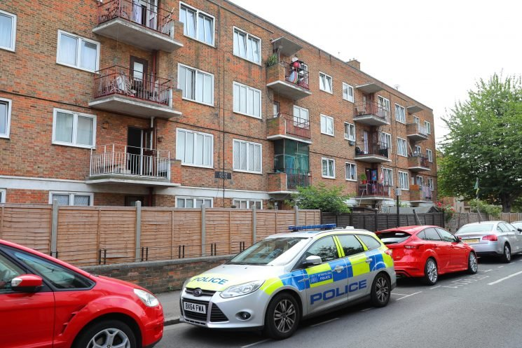 Camberwell stabbing – Man, 21, charged with manslaughter after girl, 17, stabbed to death in South London