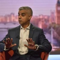 Sadiq Khan admits his response to wave of stabbings in London was 'not good enough' as he re-opens war of words with Donald Trump
