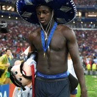 World Cup winner Benjamin Mendy says he will wear medal like a second skin for years