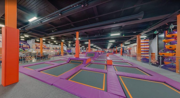 Girl left in serious condition after collapsing at Bluewater shopping centre trampoline park
