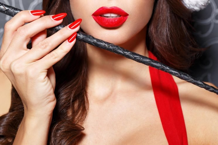 A dominatrix who charges £250 an hour reveals the WEIRDEST things her clients ask for