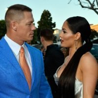 Nikki Bella Denies John Cena Reunion, Says They're 'Just Friends'