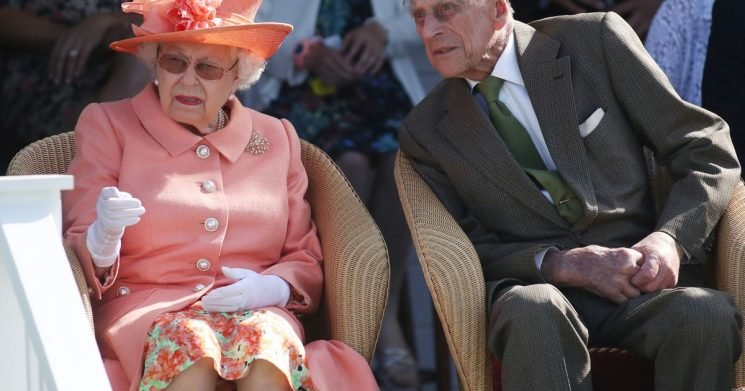 Prince Philip spends weekend at Buckingham Palace while Queen heads to Balmoral