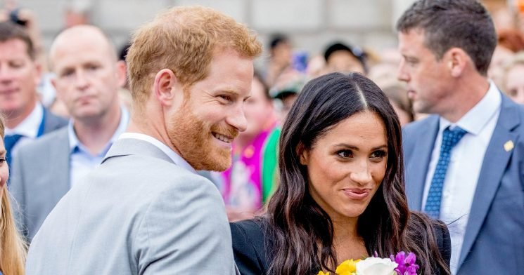 Royal Fan Who Gifted Prince Harry, Meghan Markle Her Drawing Recalls Meeting