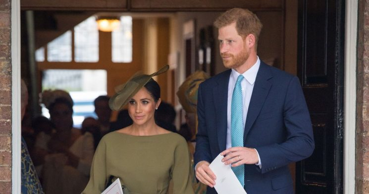 Hidden meaning behind dress Meghan wore to Louis' christening – it's very sweet