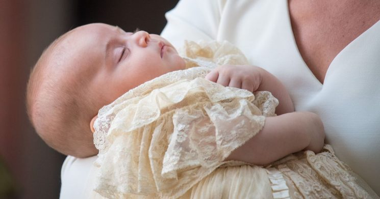 Eight interesting things eagle-eyed royal fans saw at Prince Louis' christening