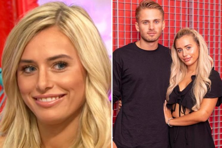 Love Island's Ellie Brown hits back at claims she's only with Charlie Brake for his millions in awkward Good Morning Britain interview